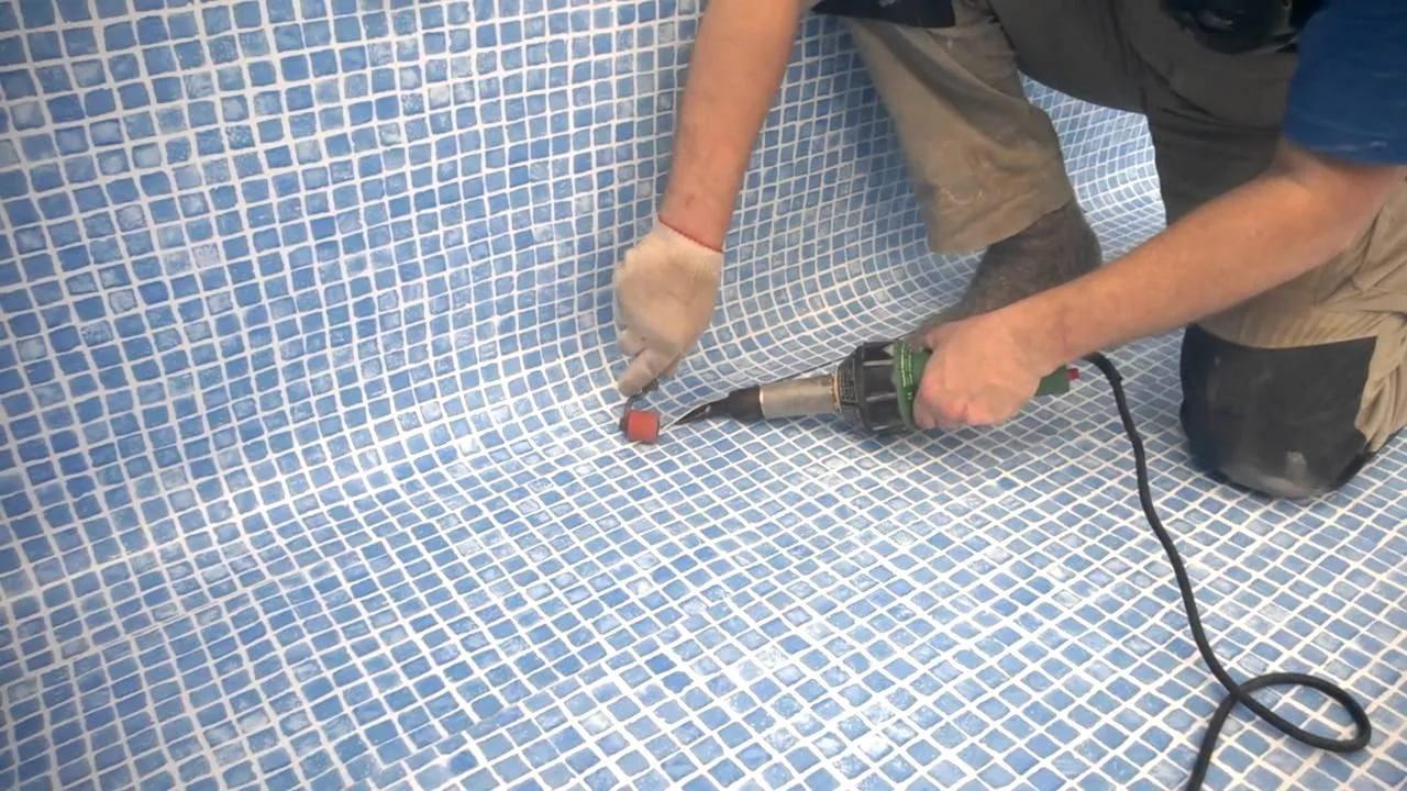 Чем можно заклеить бассейн в домашних условиях 863