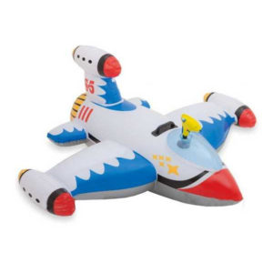 Самолет с водным пистолетом 147х127 см от 3 лет INTEX 57539