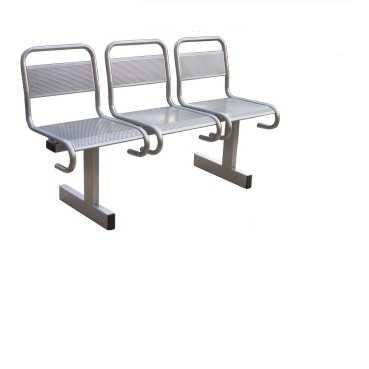 Секция стульев Вояж разборная
