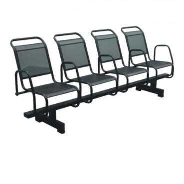 Сварная секция стульев Полет
