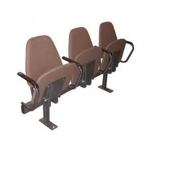 Секция стульев Арена с подлокотниками