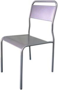 """Стул """"Аспект"""" с жестким перфорированным сиденьем"""