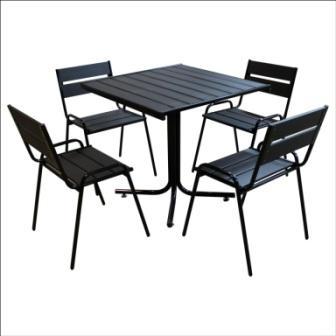 Набор «Кафе» (1 стол+ 4 стула)