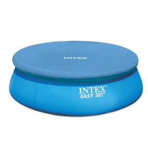 Крышка - тент для бассейнов диаметром 244 см. Intex 28020