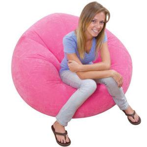 Надувное кресло 107х104х69см Intex 68569