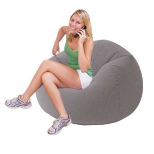 Надувное кресло 107х104х69см Intex 68579