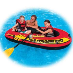 Надувная лодка Explorer PRO - 200, INTEX 58356