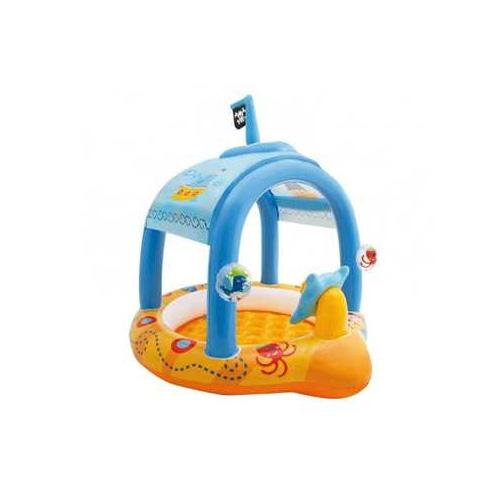 детский надувной бассейн Капитан