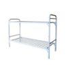 Кровать металлическая двухъярусная 1-Б