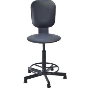 Винтовой промышленный стул КС-6