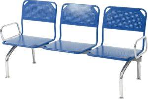 Секция стульев для посетителей Лайн